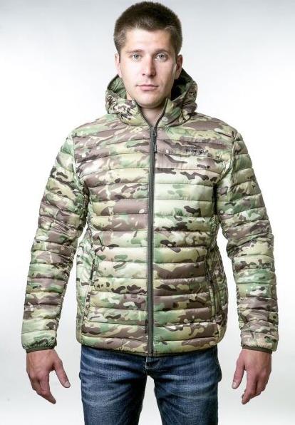Утепленная куртка Tramp Urban TRFB-002 L Multicam