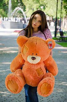 Плюшевий ведмедик Потап 90 см Карамельний