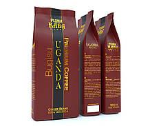 Рідна Кава Uganda 500 р. зерно