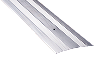 Порог для пола алюминиевый 11А 0,9 метра 3х80мм алюминиевый