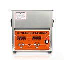 Ультразвукова ванна (мийка) 3 літри з регулюванням потужності і сертифікатом, фото 2