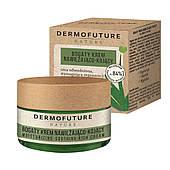 Увлажняюще-успокаивающий крем для лица DermoFuture, 50 мл