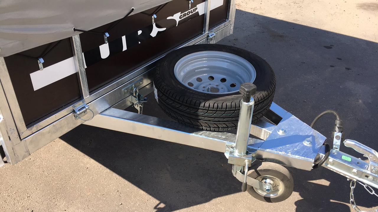 Запасне колесо р13 175\70 з установкою