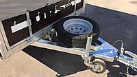 Запасне колесо р14 175\70 з установкою