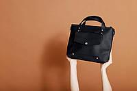 Женская сумка классическая | Красивая кожаная сумка