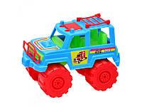 Детская машинка Джип цветной 05-501 Kinderway