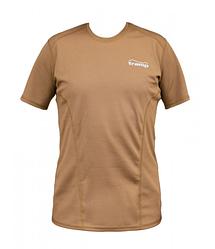Термо футболка Tramp CoolMax TRUF-004 L Coyote