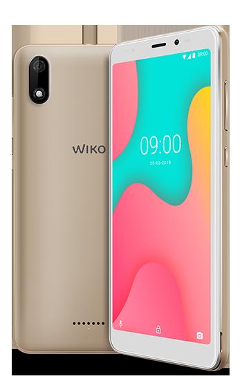 "Смартфон WIKO Y60 5,45"" 1/16 Gb Gold"