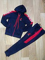 Спортивный костюм для мальчиков 2 в 1, 40,42,44 рр., № 16083