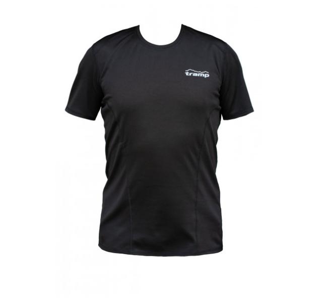 Термо футболка Tramp CoolMax TRUF-004 L Black