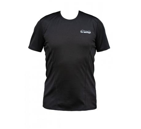 Термо футболка Tramp CoolMax TRUF-004 L Black, фото 2