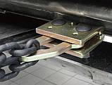 Зажим для кузовных работ,зажим-захват двухфункциональный  3/5т, фото 5