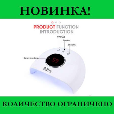УФ светодиодная лампа для ногтей X28- Новинка, фото 2