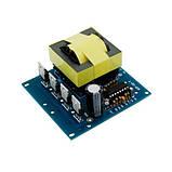Инвертор DC-AC c 12В до 18/160/220/380В, 500Вт, фото 2