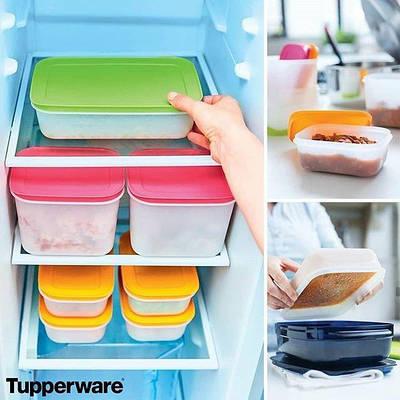 Заморозка и хранение продуктов в холодильнике. Контейнеры и лотки для заморозки.