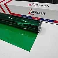 Тонировочная плёнка AR Green 20 Armolan витражная для перегородок. Ширина рулона 1,524 (цена за кв.м.), фото 1