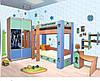 Детская комната Даня