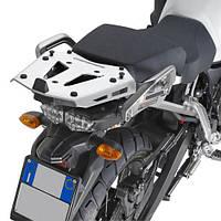 Крепление центрального кофра Givi SRA2101 на мотоцикл Yamaha XTZ1200 Super Tenere 2010 - 2015