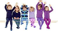 Набор колготок ТСМ для девочки с рисунком