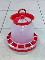 Кормушка  для птицы пластиковая  5 л