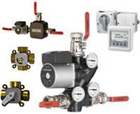 Комплектующие для твердотопливных котлов, автоматика, вентиляторы, регуляторы тяги.