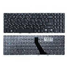 Клавиатура для ноутбука Acer Aspire M3-581, M5-581, V5-531, V5-551, V5-571 series без фрейма RU черная новая