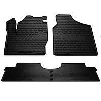 Seat Alhambra 1996-2010 рр. Гумові килимки (4 шт, Stingray Premium)