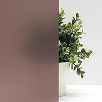 Плёнка тонировочная Matt Bronze Sun Control для окон и стеклянных перегородок. Ширина 1,524 (цена за кв.м)