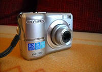 Фотоаппарат Olympus FE-170 Мариуполь