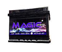 Аккумулятор MAGIC ENERGY 62Ah 12V Euro (1)