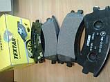 Тормозные колодки Textar (страна Германия) - дисковые, барабанные, передние и задние, фото 5