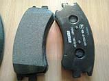 Тормозные колодки Textar (страна Германия) - дисковые, барабанные, передние и задние, фото 7