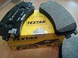 Тормозные колодки Textar (страна Германия) - дисковые, барабанные, передние и задние, фото 9