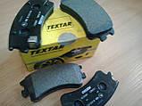 Тормозные колодки Textar (страна Германия) - дисковые, барабанные, передние и задние, фото 10