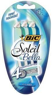Станок для бритья BIC Солейл Белла (3шт)
