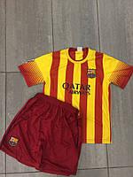 Форма футбольная детская Барселона