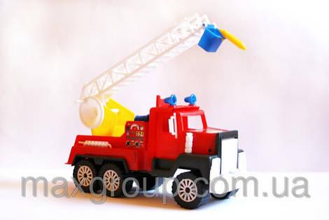 """Детская машинка """"Мак пожарный"""""""