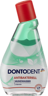 Ополаскиватель-концентрат для полости рта  Антибактериальная Защита Dontodent Mundwasser antibakteriell