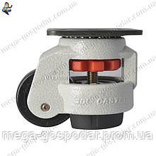 Колесо-роликовое, поворотное, полиуретановое  GD-80