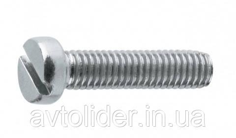 DIN 84 (ISO 1207; ГОСТ 1491-80) : нержавеющий винт с цилиндрической головкой