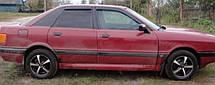 Дефлекторы окон Audi 80 Sd B2 1978-1986