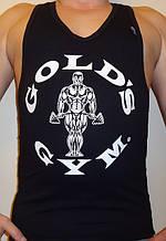 Майка бодібілдера  Gold's Gym розміри L, XL, XXL, XXXL.