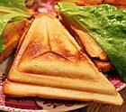 Электрический гриль, бутербродница, сэндвичница, вафельница Lexical LSM-2504, 3в1, 800Вт., фото 9