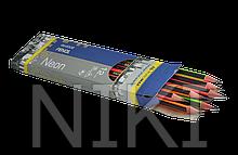 Олівець чорнографічний технічний Neon HB 201108007 загостр.(72/2592) (NATARAJ) ш.к.8901324008005