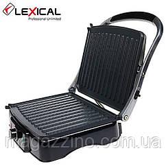 Електричний гриль прижимний Lexical LSM-2507, 2200 Вт.