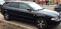 Дефлекторы окон Audi A4 Avant B6/B7 2001-2008