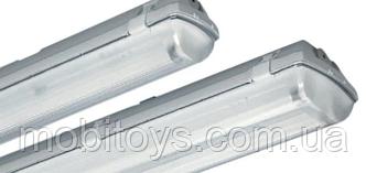 Корпус светильника линейного ENERLIGHT Т8 2х1,2м IP65
