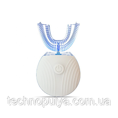 Ультразвуковая электрическая зубная щетка с автоматической стерилизацией BeWhite Белая (186)