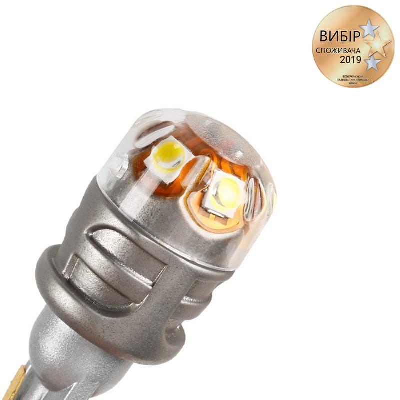 Светодиодные лампы в габариты Carlamp S01-T10W-30W (S01/W5W)