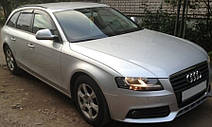 Дефлекторы окон Audi A4 Avant B8 2008-2011